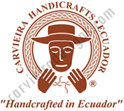 Logo Carvieira Handicrafts Ecuador